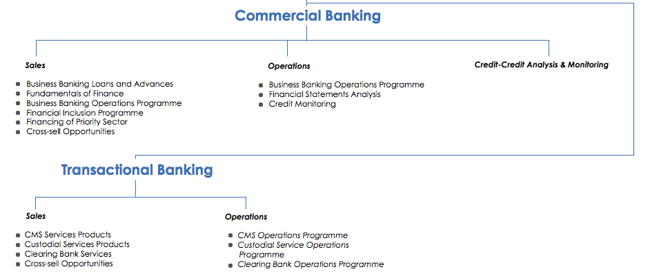 Corporate Training- Commercial Banking
